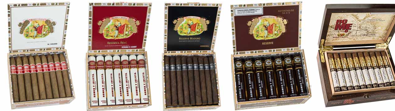 Deal Alert: Romeo y Julieta Sale