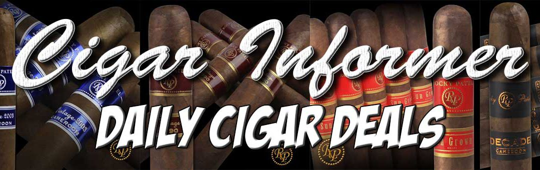 Cigar Deals – 5 September 2018
