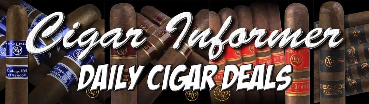 Cigar Deals – 5 September 2018