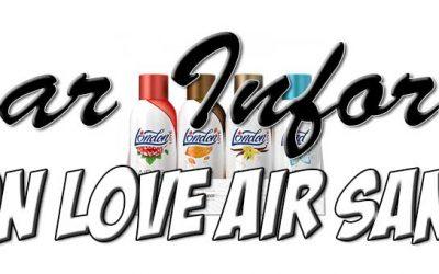 A Look at London Love Air Sanitizer