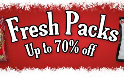 Deal Alert: Festive Fresh Packs