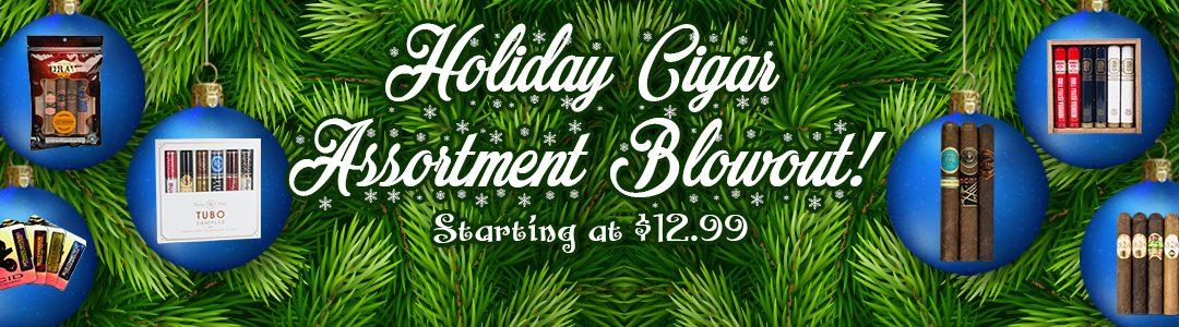 Deal Alert: Holiday Sampler Blowout!