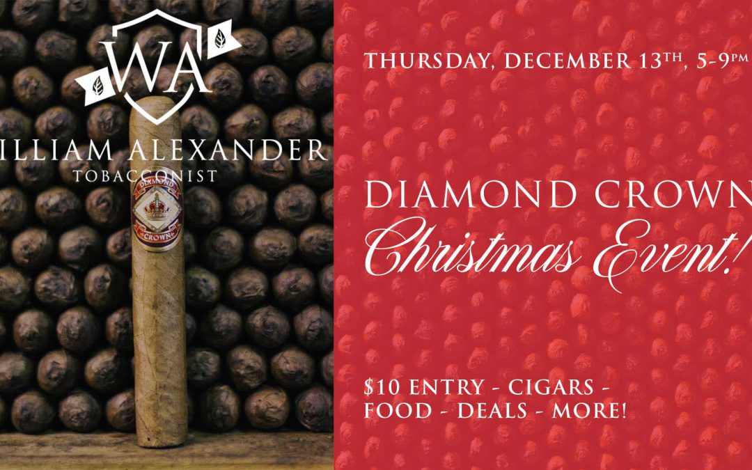 Diamond Crown Christmas @ William Alexander