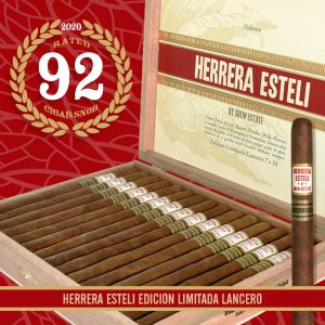 Cigar Snob Rates Herrera Esteli Habano Edicion Limitada 92