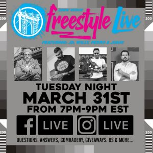 Drew Estate Announces Freestyle Live Virtual Herf March 31st
