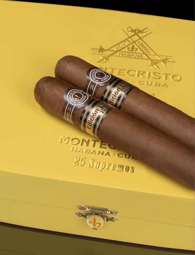 Montecristo Supremos Edicion Limitada 2019