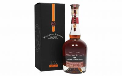 Woodford Reserve Master's Collection – Sonoma – Cutrer Pinot Noir Finish