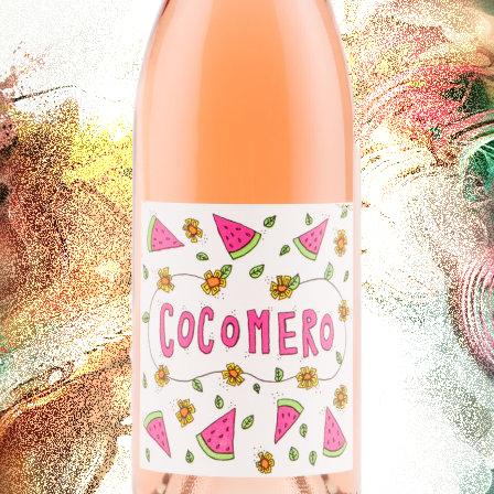 2018 Cocomero Rose Wine Review