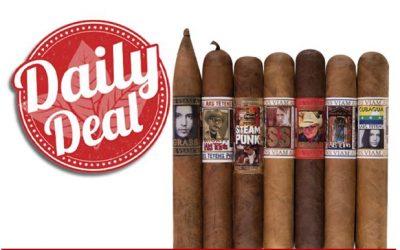 Deal Alert: Lars Tetens 7 Cigar Sampler
