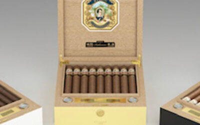 Byron Limited Edition Humidor Release