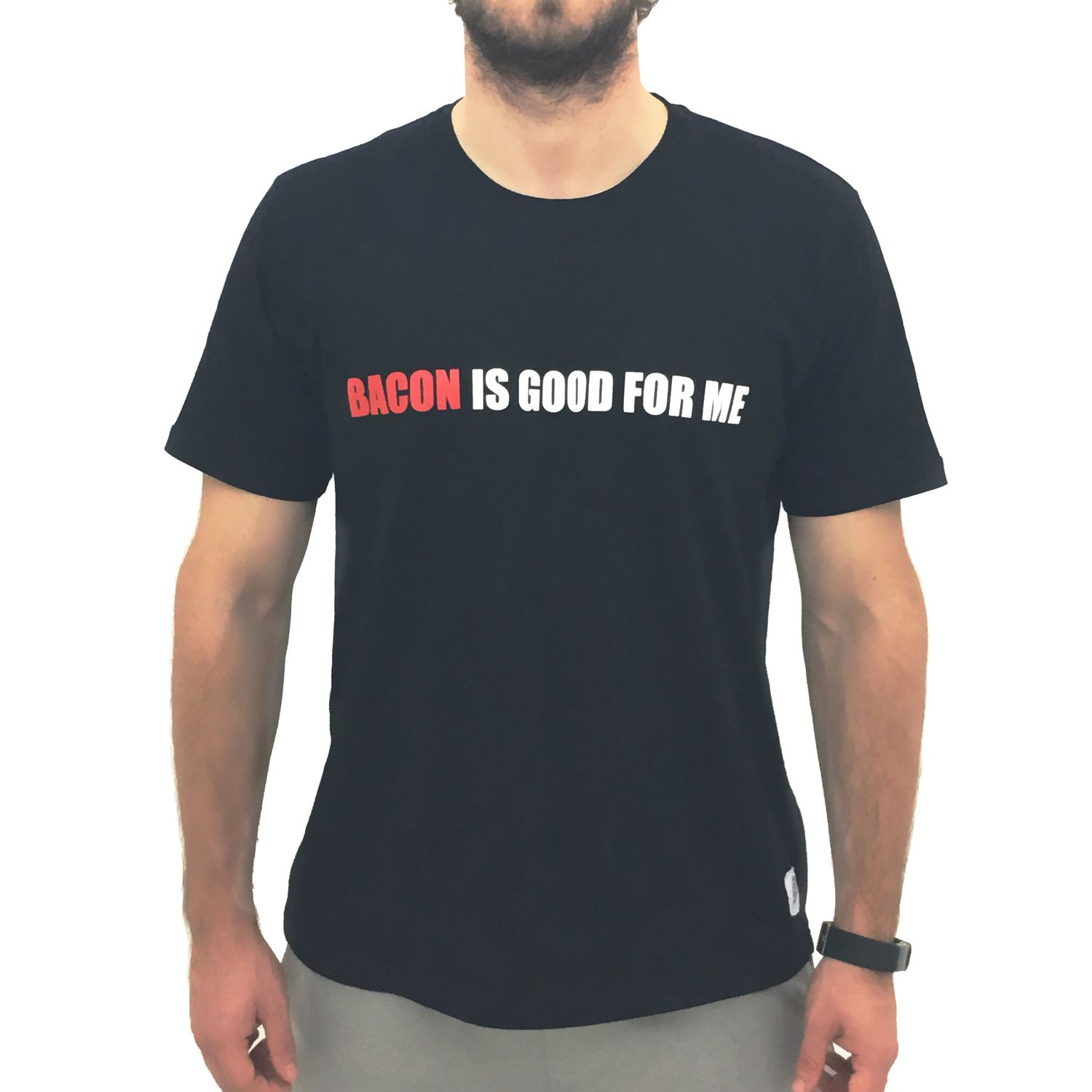 Camiseta Bacon Maglietta