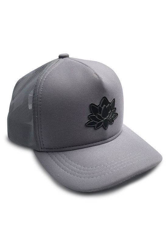 Boné Aba Curva Trucker Outstanding Lotus Gray