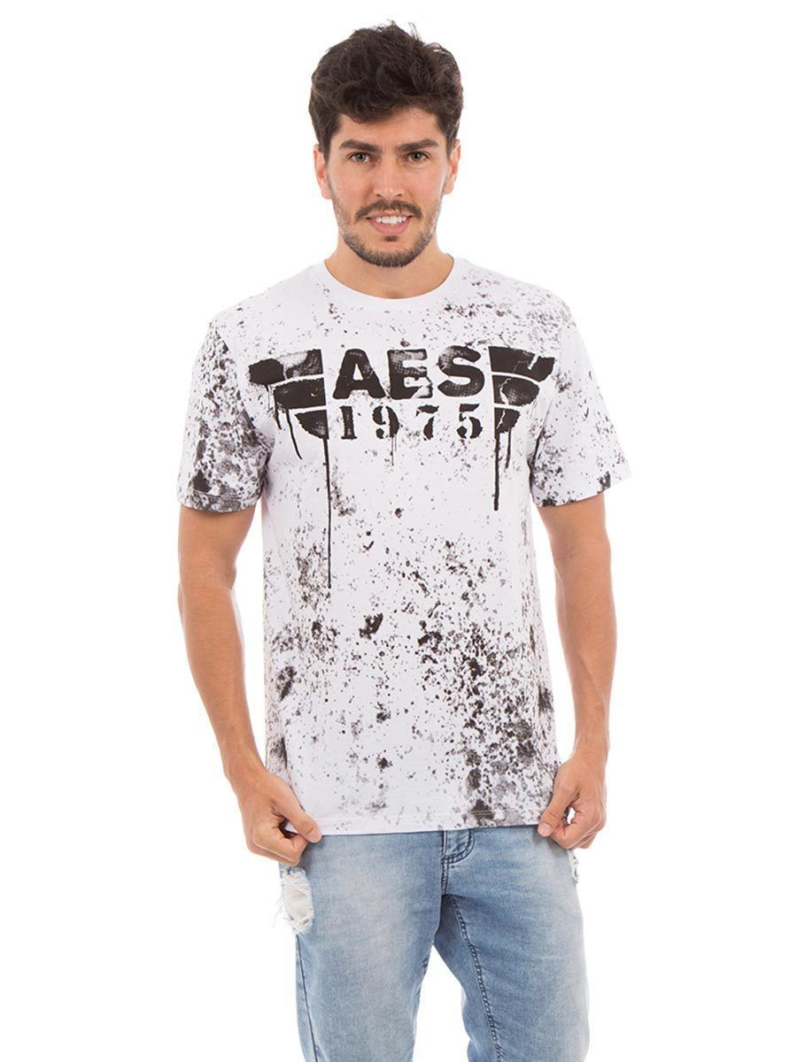Camiseta AES 1975 Melted