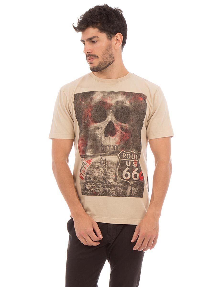 Camiseta AES 1975 Route 66
