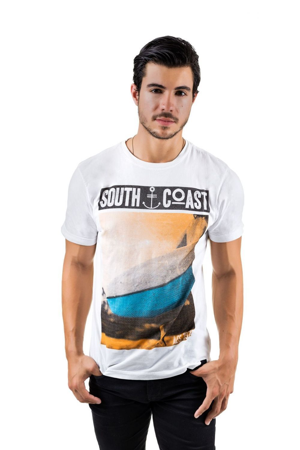 Camiseta AES 1975 South Coast