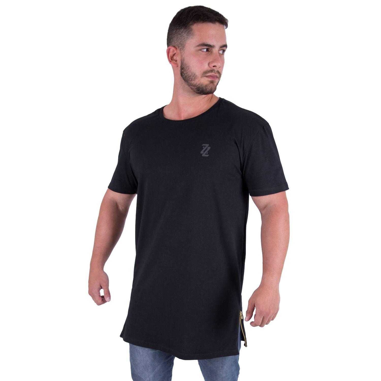 Camiseta Black n' Gold Oversized
