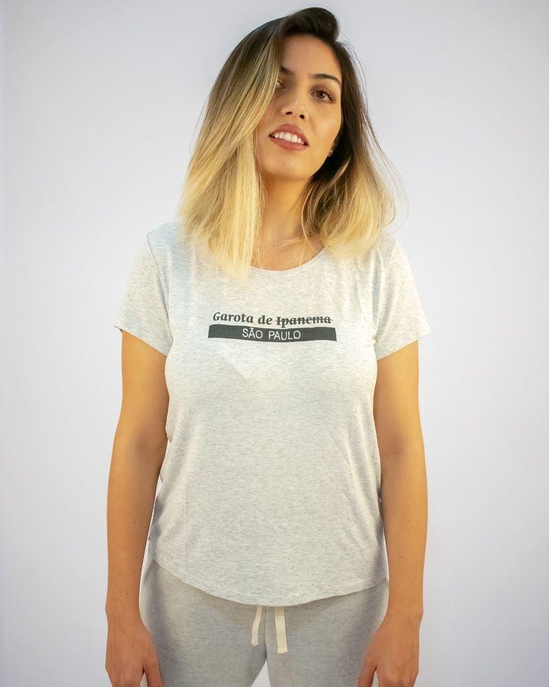 Camiseta Off Peak Garota de SP