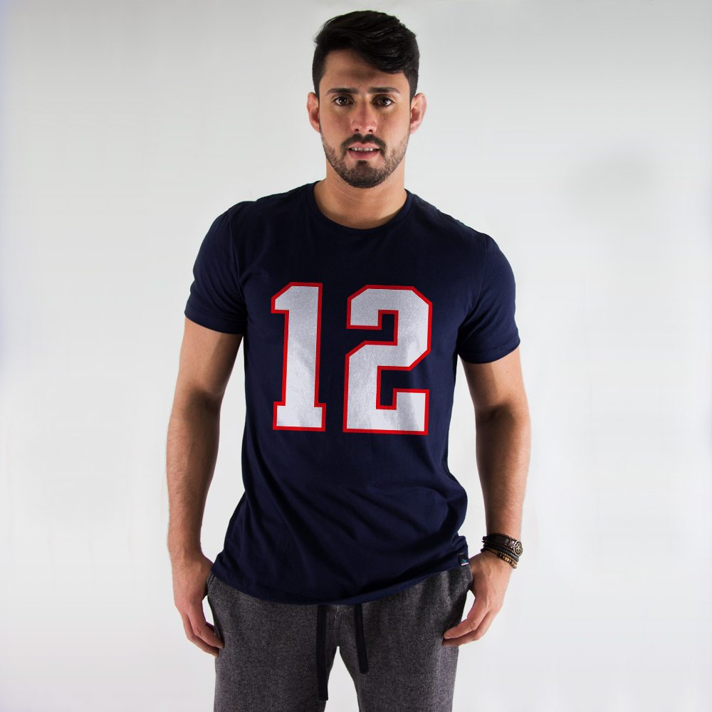 Camiseta Off Peak New England