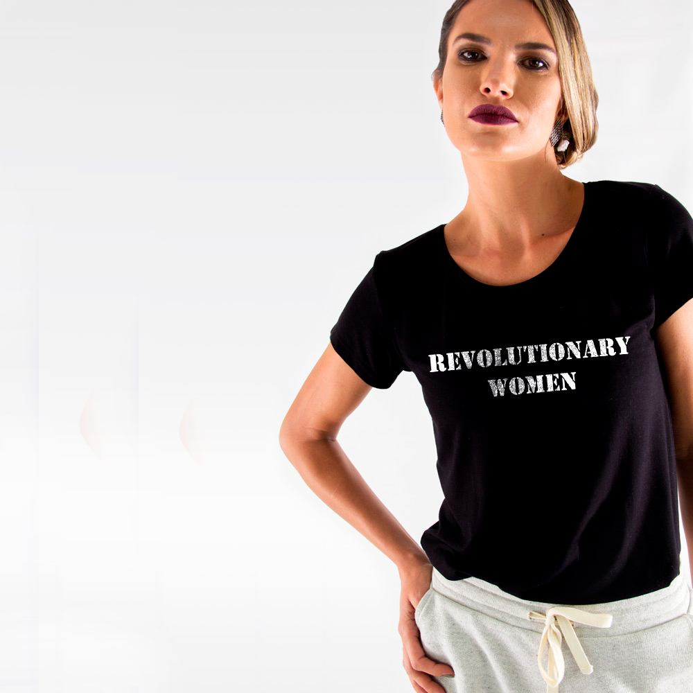 Camiseta Off Peak REVOLUTIONARY WOMEN