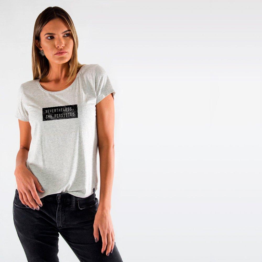 Camiseta Off Peak SHE PERSISTED