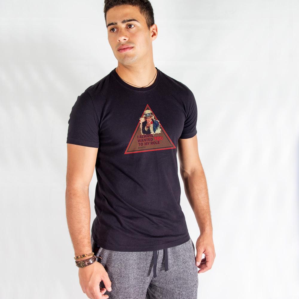 Camiseta Off Peak Tio Sam