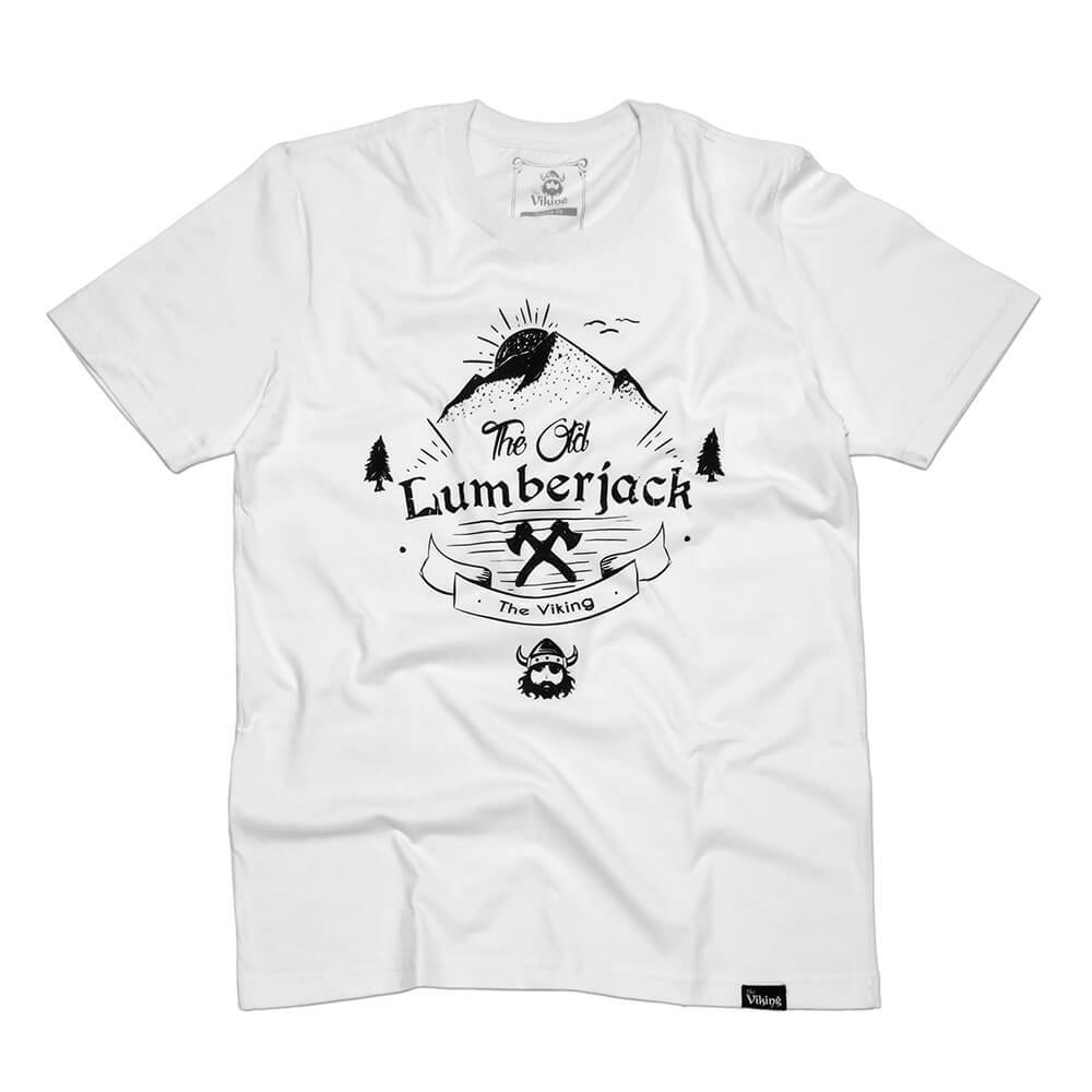 Camiseta Regular Montanha