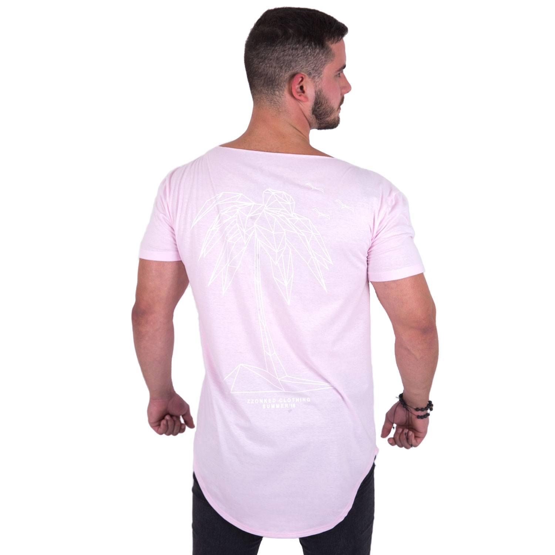Camiseta Retro Paradise Saiote