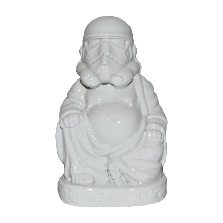 Estatueta Buda Stormtrooper