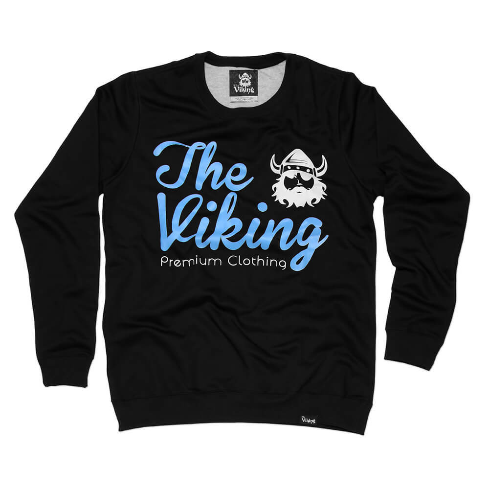 Moletom Careca The Viking Blue