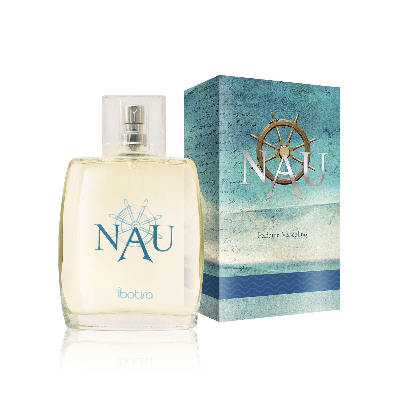 Perfume Masculino Ibotira  - Nau 100 ml