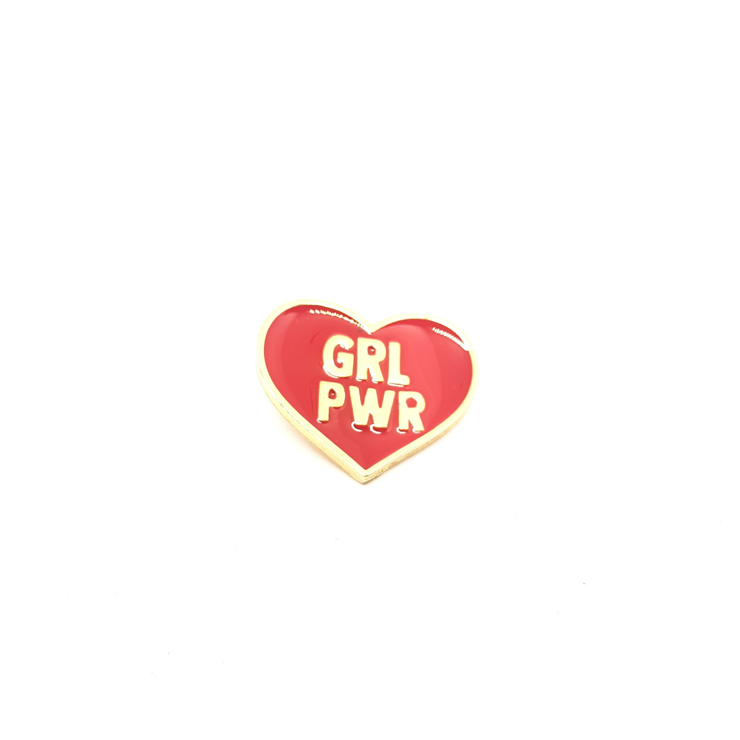 Pin (Broche) - Girl Power