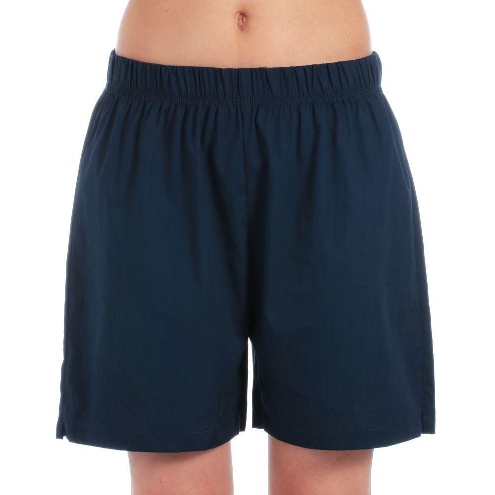 Shorts de Pijama Azul