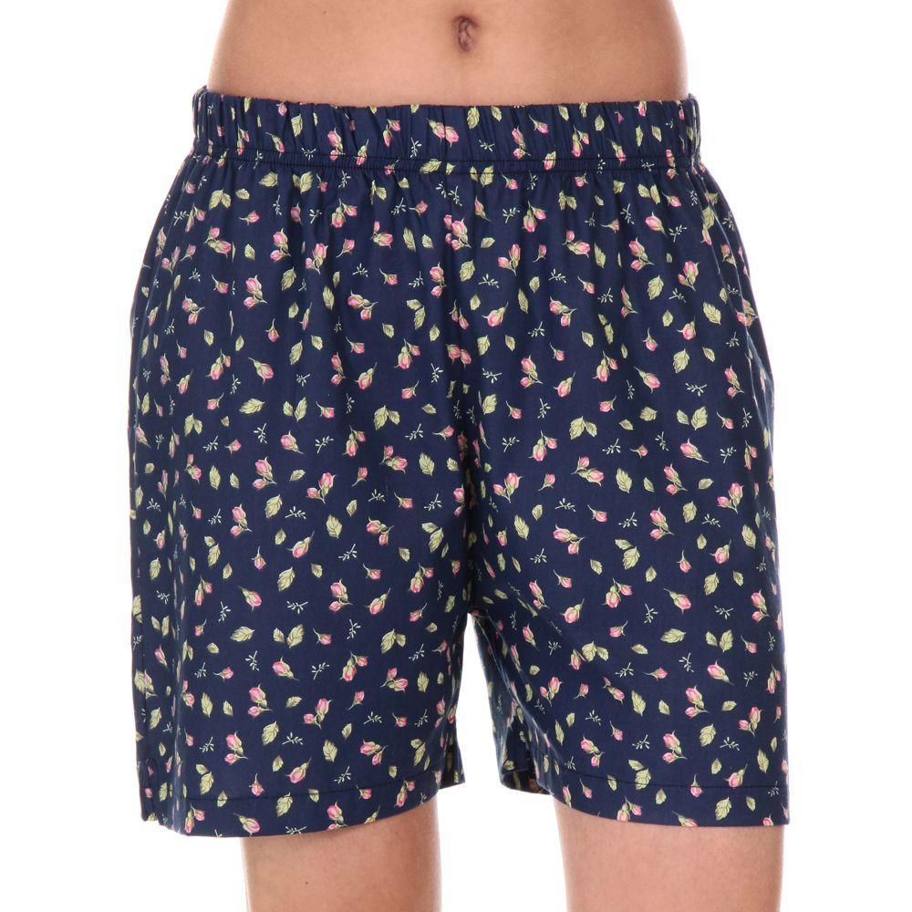 Shorts de Pijama Botão