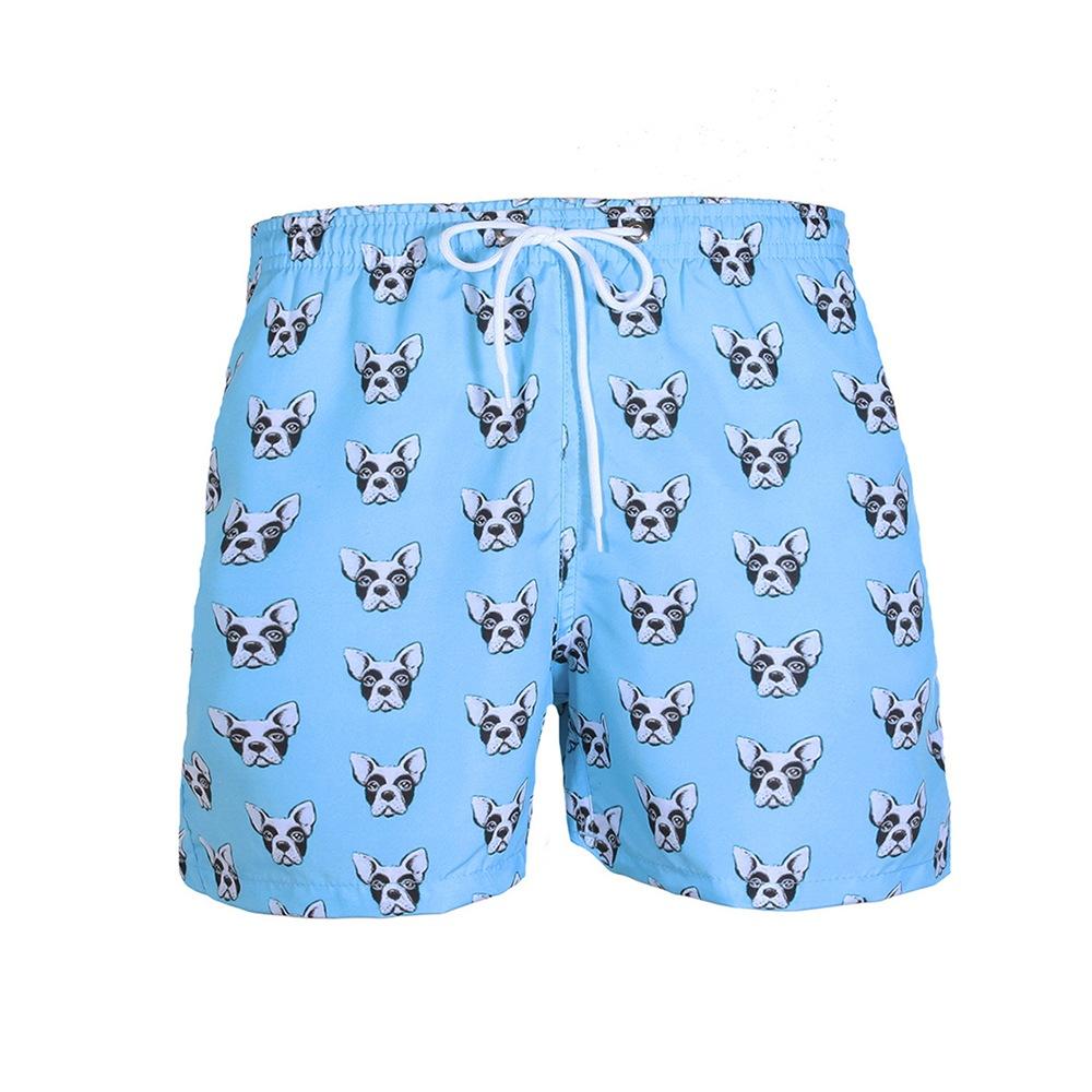 Shorts de Praia Bulldog