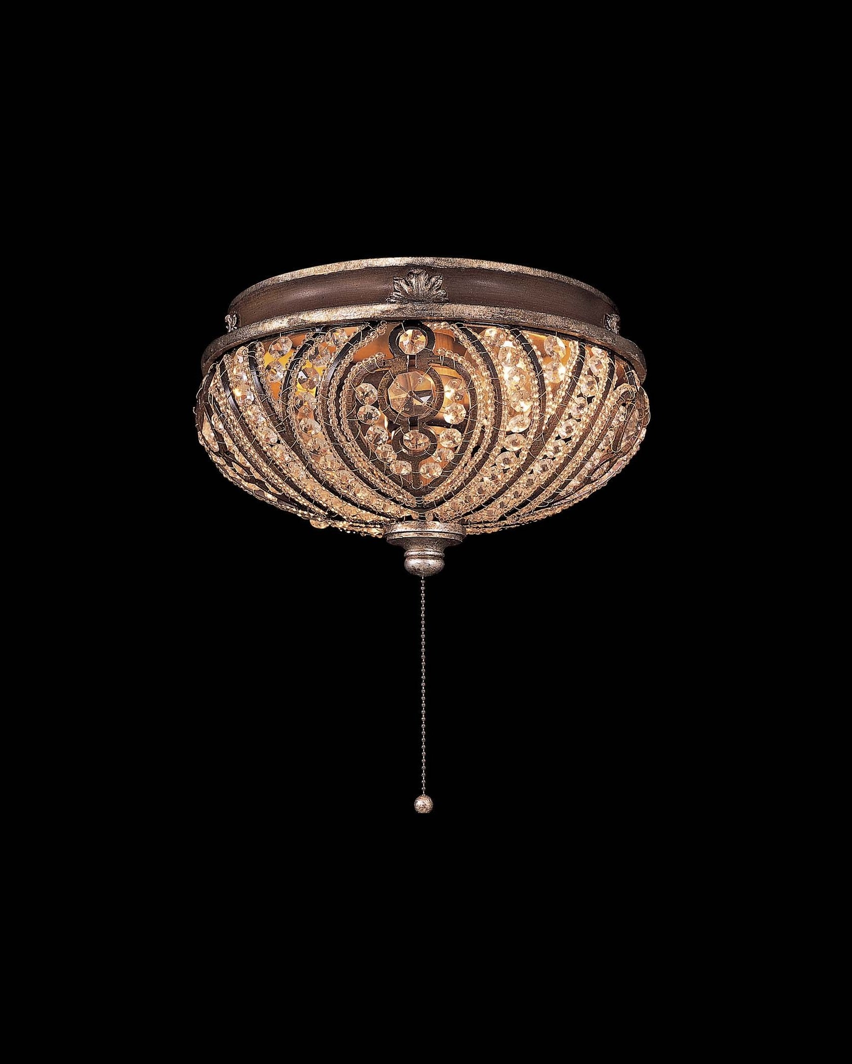 Ceiling Lighting With Pull Chain