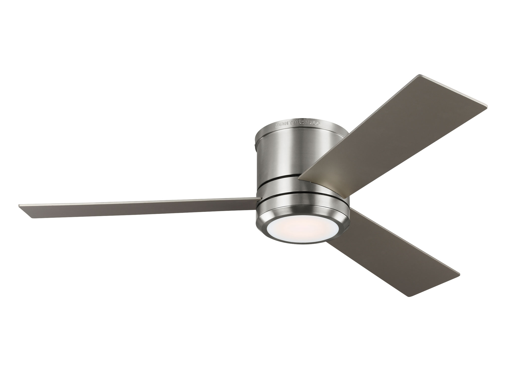 Contemporary Ceiling Fan With Light