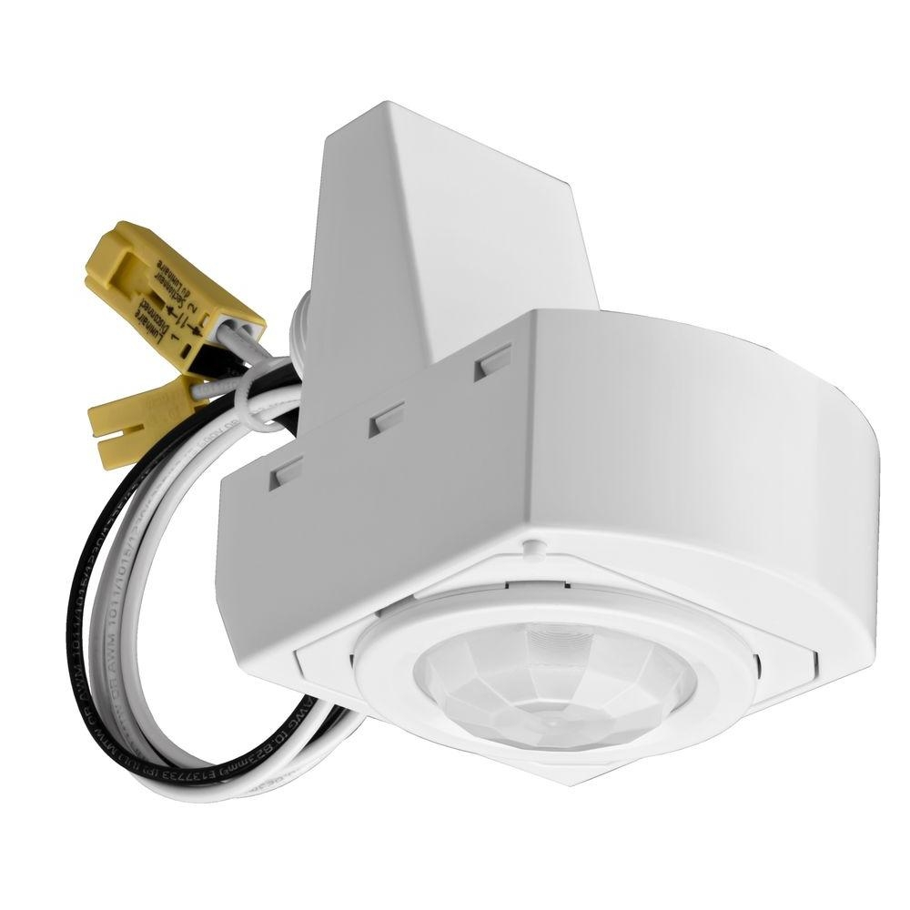 Indoor Ceiling Mount Motion Sensor Light Fixture