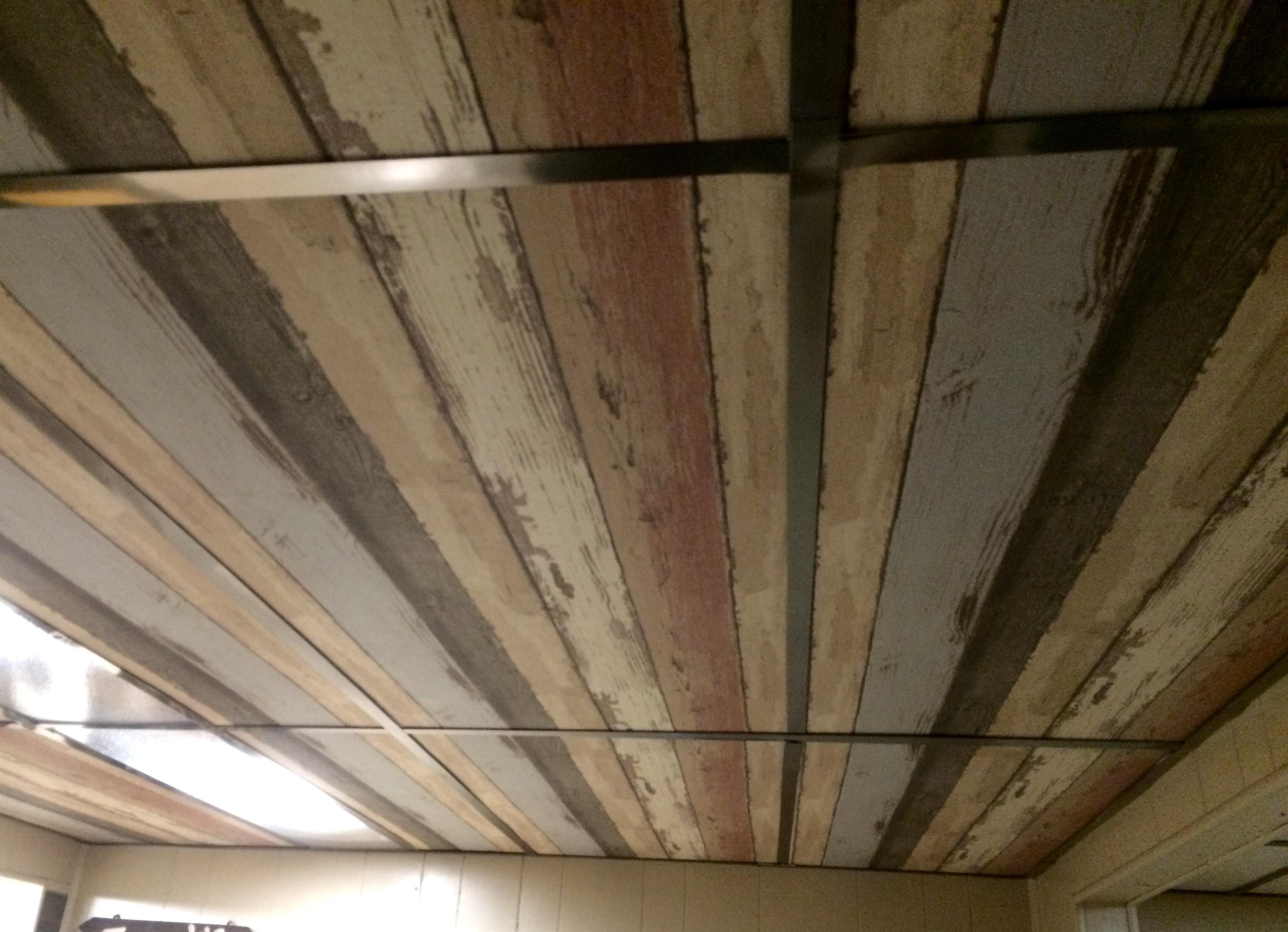 Cover Drop Ceiling Tiles