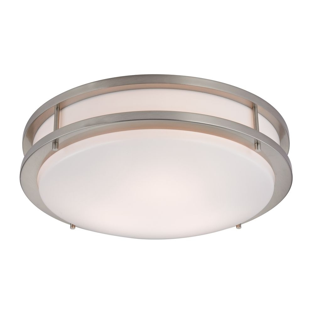 Large Contemporary Flush Mount Ceiling Lights