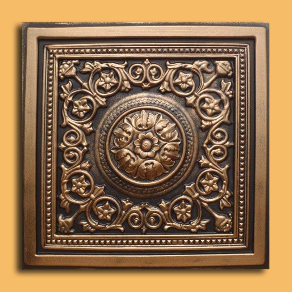 Antique Bronze Ceiling Tiles24x24 majesty antique bronze black pvc 20mil ceiling tiles
