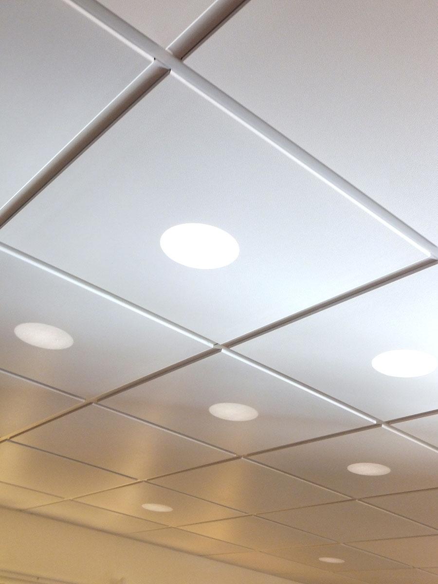 Direct Glue Acoustical Ceiling Tiles