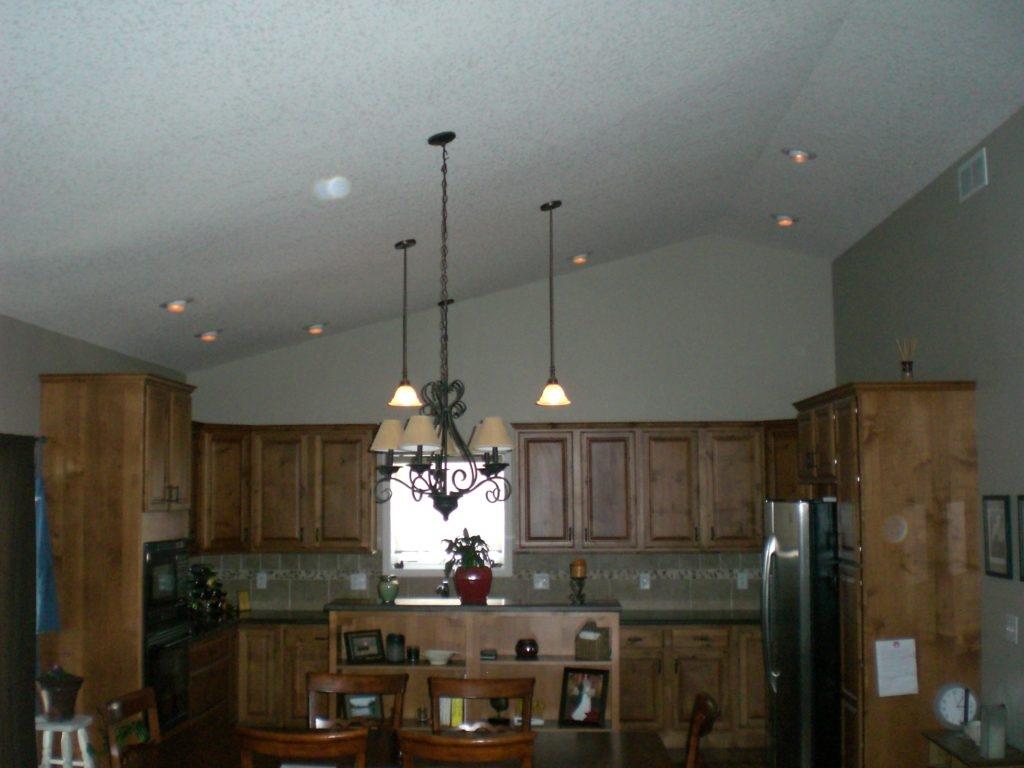 Light Fixtures For Sloped Ceilings