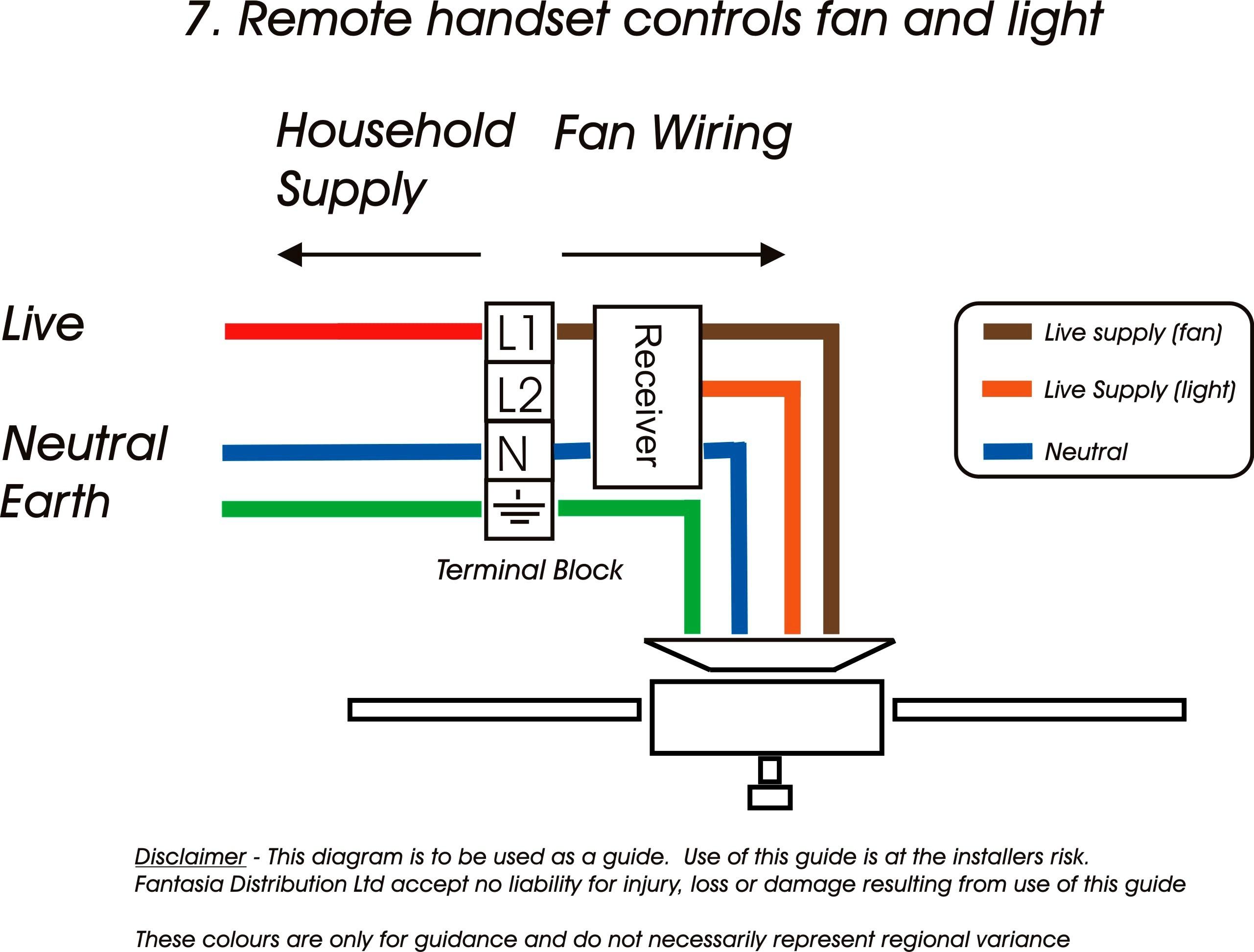 Light Switch Wiring Diagram For Ceiling Fan