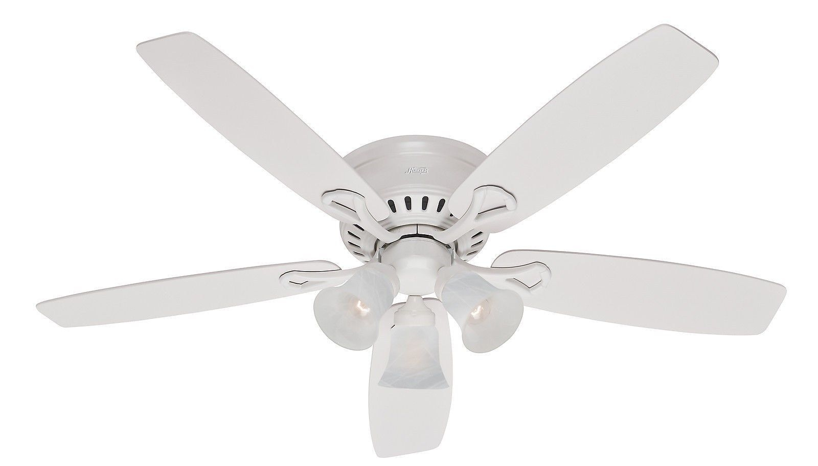 White Ceiling Fans With Lights And Remote Control