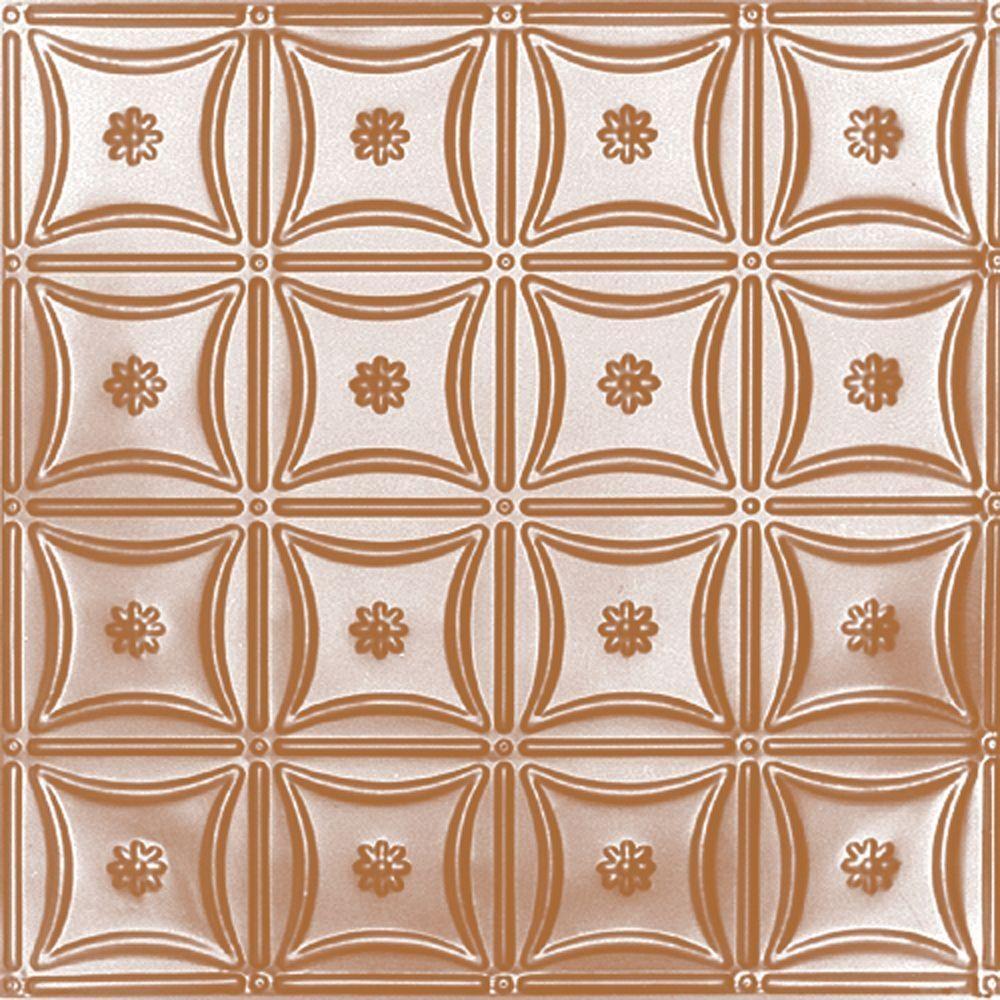 Shanko Copper Ceiling Tiles