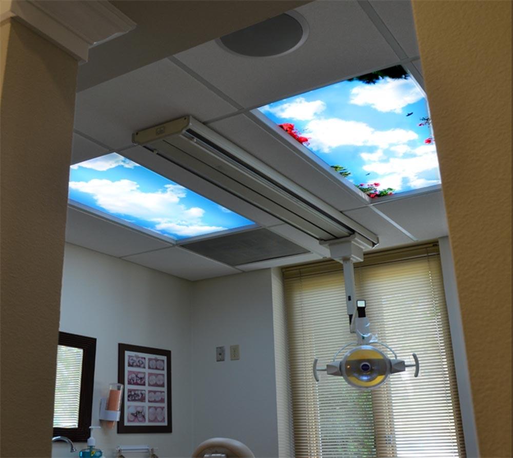 Suspended Ceiling Light Panels
