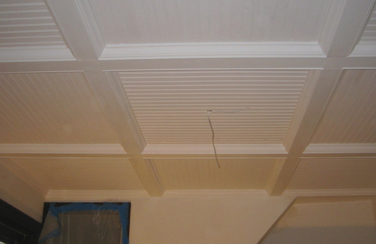 Armstrong Vinyl Faced Ceiling Tile