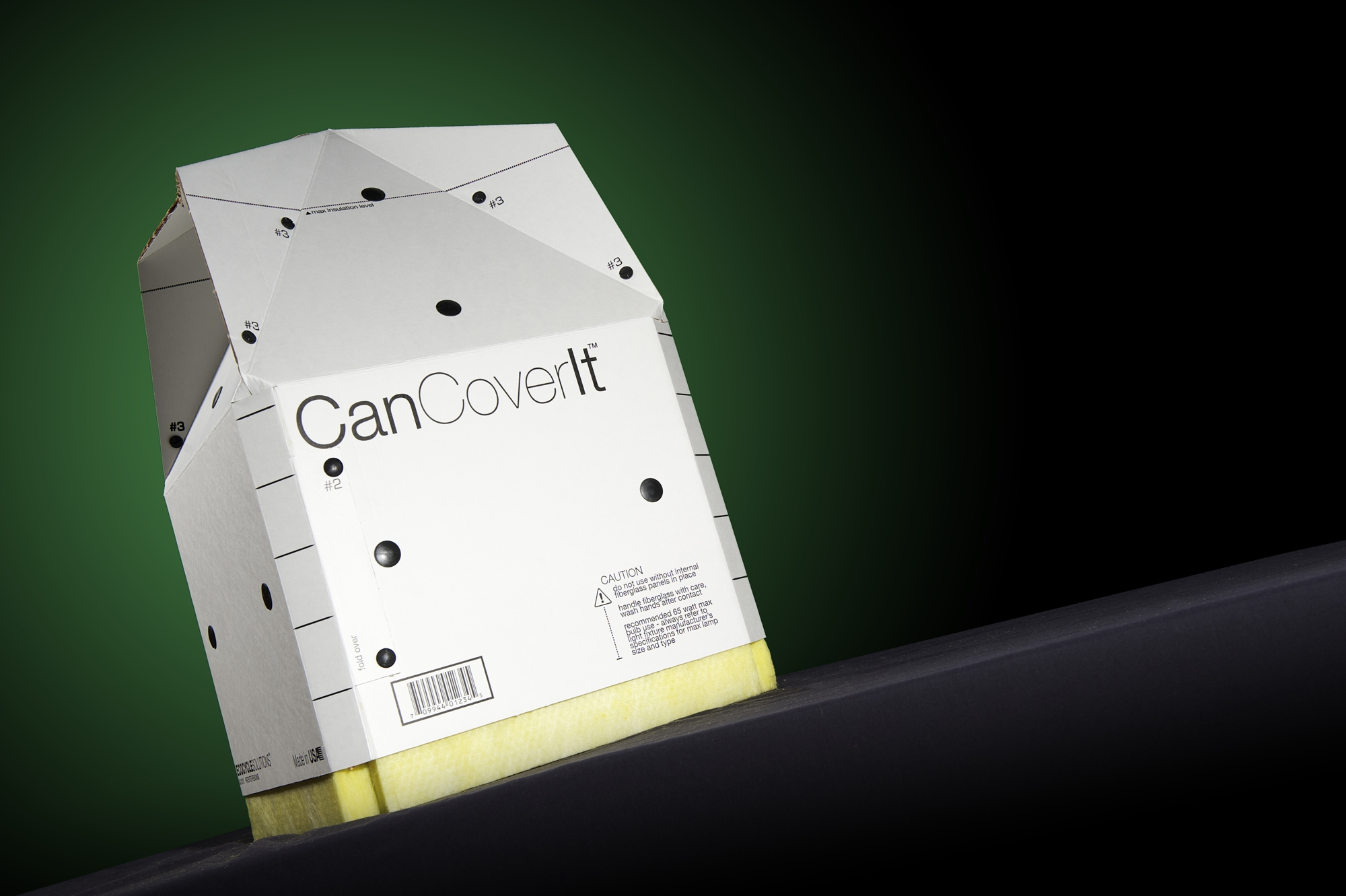 Ceiling Can Light Insulation Covers