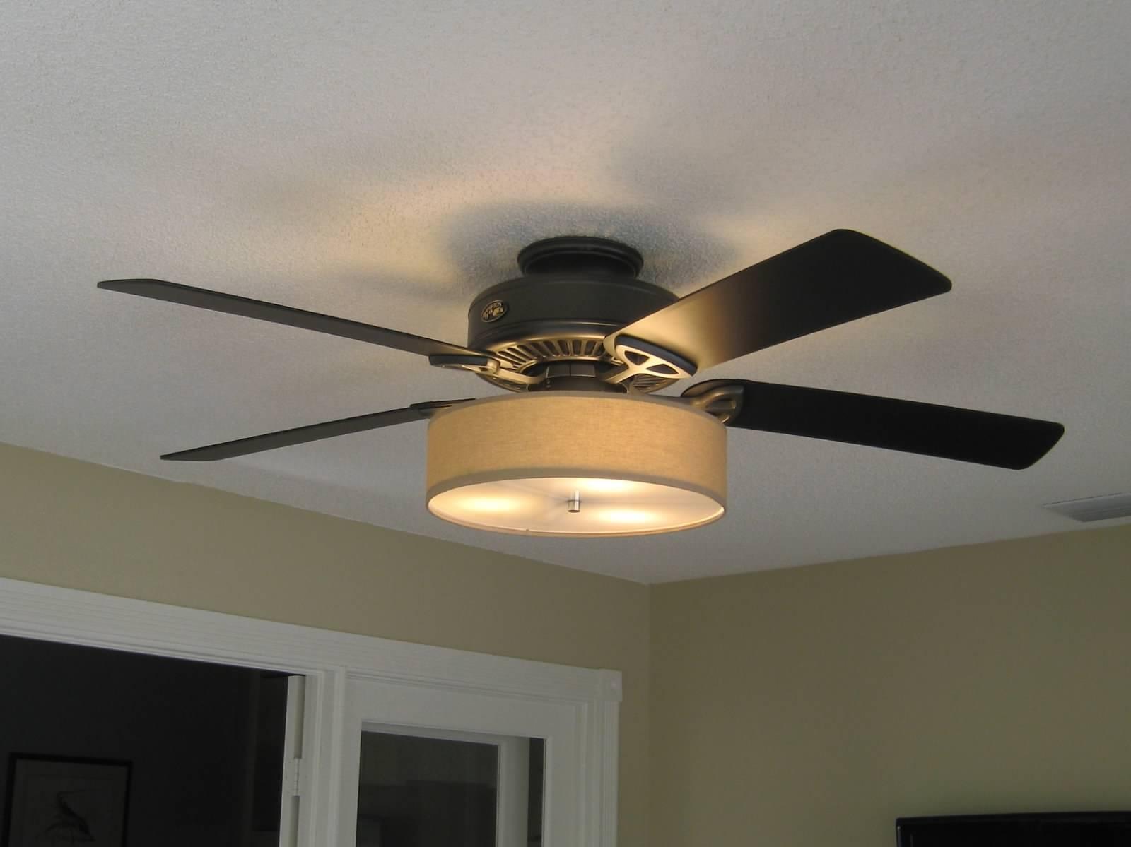 Hunter Ceiling Fan Light Shades