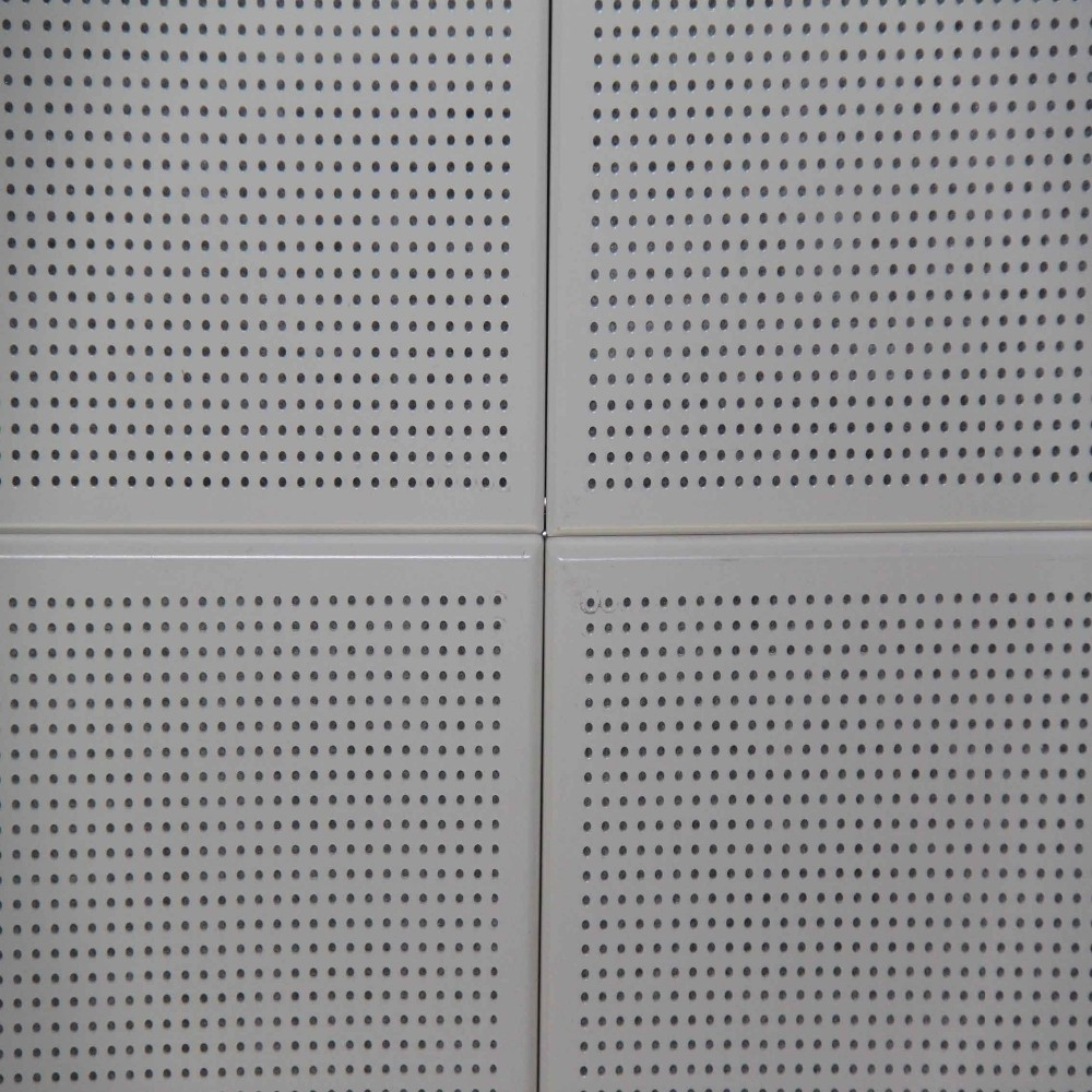 Perforated Steel Ceiling Tiles